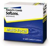 Soflens Multifocal contact lenses