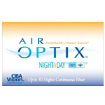 Air Optix Night and Day contact lenses
