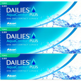Aquacomfort Plus Toric 90 Pack contact lenses