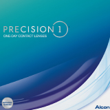 PRECISION1 90 pack contact lenses