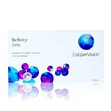 Biofinity Toric 3 Pack contact lenses