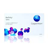 Biofinity Toric 6 Pack contact lenses