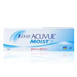 Acuvue Moist 30 Pack contact lenses