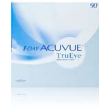 Acuvue 1 Day TruEye 90 Pack contact lenses